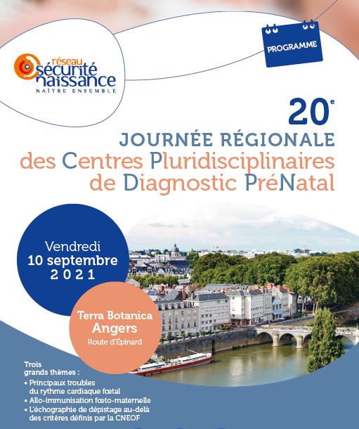 rencontres pluridisciplinaires de diagnostic prénatal 2021